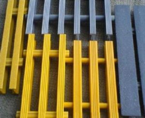 Strong and Durable FRP Phenolic Pultrusion Floor Grating pictures & photos