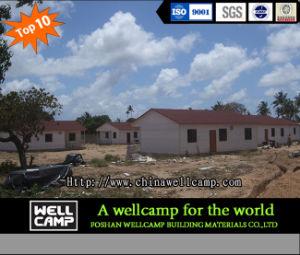 Mozambique Luxury Customized Standard Modular Prefab Villa pictures & photos