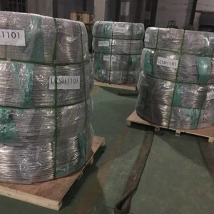 SUS 316 Stainless Steel Capillary Tube / Pipe pictures & photos