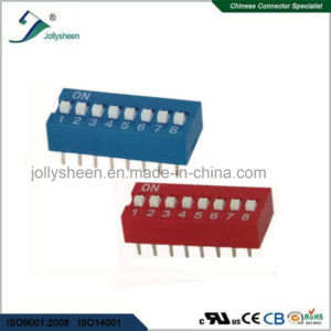 DIP Switch 8p Straight DIP Type pictures & photos