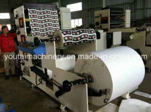 Full Automatic Flexo Printing Machine (YT-850-4C) pictures & photos
