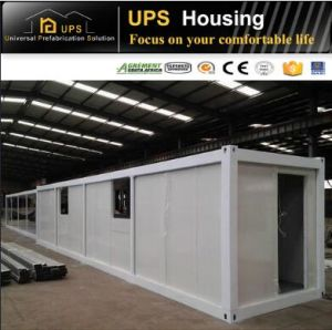 Environmental Friendly Shipping Container House Price with ISO Certificated pictures & photos