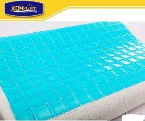Popular Top Sale Gel Memory Foam Soft Cool Summer Pillow pictures & photos