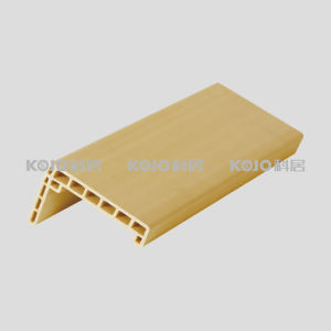 OEM/ODM WPC Material Moisture-Proof Solid PVC Laminated Door Frame (MT-7015C) pictures & photos
