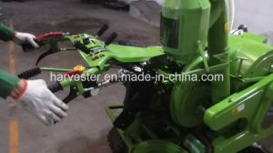 Hand Mini Harvester for Rice and Wheat pictures & photos