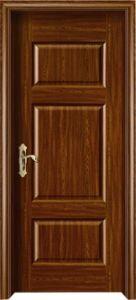 China teak wood interior bedroom door bg mw9025 china - Wooden doors for bedrooms ...