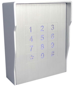 Aluminum Stand-Alone Access Control Keypad pictures & photos
