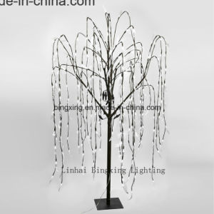 1.4m 300 LED Wedding Holiday Christmas Party Decoration Christmas Willow Tree Light