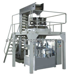 Automatic Premade Bag Rotary Weighing and Packing Machine (MR-8) pictures & photos