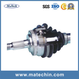 Custom CNC Manufacturing Precision Machining Shaft Forging pictures & photos