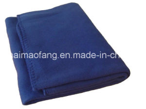 Woven Woolen Fire Retardant/Fireproof/Fireresistand Polyester Blanket pictures & photos