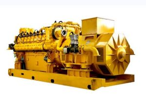 500-1000kw High Performance Mtu Gas Generator pictures & photos
