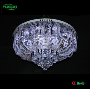 High Quality LED Glass Ceiling Lamp/Crystal Ceiling Lighting pictures & photos