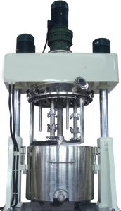 Dispersion Disk Shafts Mixing Machine High Speed Mixer pictures & photos