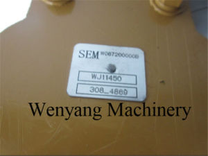 Sem Wheel Loader Sem650b Spare Parts Steering Pump pictures & photos