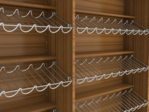 Red Wine Shelf