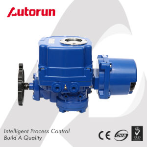 Chinese Wenzhou Supplier Intelligent Explosion Proof Motorized Actuator pictures & photos