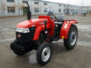 Agricultural District Farm Wheel Tractor (HY350) with SGS pictures & photos