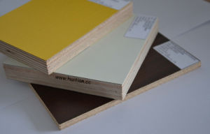 AAA Grade Melamine Fancy Plywood for Furniture pictures & photos
