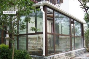 Hot Sales Greenhouse with Simple Design (pH-8809) pictures & photos