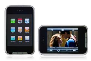 "2.8"" MP4 Player (Touch screen M2800)"