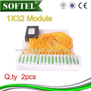 1X32 Fiber Optic Splitter PLC pictures & photos