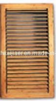 Aluminum Fixed Shutter Window (ZXJH018) pictures & photos