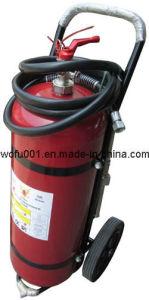 Foam Trolley Fire Extinguisher (50LTR) (MJPZ50) pictures & photos