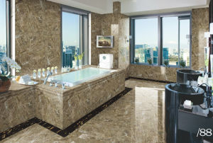 Bathroom Floor and Wall Tile Polished Tiles Low Absorption Tile pictures & photos