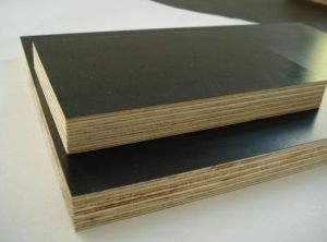 Film Faced Plywood Commercial Shuttering Plywood Board pictures & photos