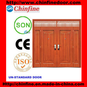 Un-Standard Doors Double Door (CF-U018) pictures & photos