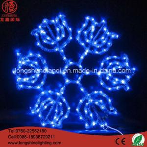 Snowflake Design Christmas Light/Christmas Light Mannfaccturer pictures & photos