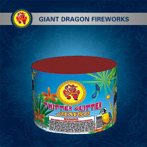 Twitter Glitter Combination Fireworks Gd7389 pictures & photos