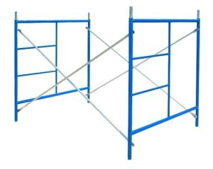 Mason Frame Scaffolding 5′x5′ Powder Coated pictures & photos