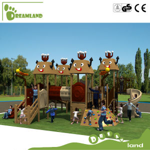 School Playground Equipment for Sale, Wooden Playground Bridge pictures & photos