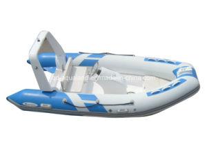 Aqualand4.2m 14feet Motor Boat/Rigid Inflatable Boat/ Rib Boat (RIB420B) pictures & photos