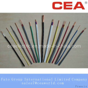 Cable and Wire for Electric Equipment (H05V-U, H05V-R, H07V-K) pictures & photos