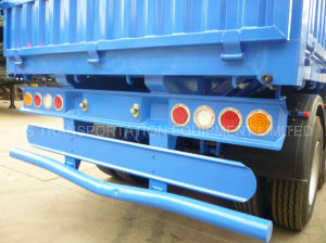 40 Feet 3axle Side Wall Semi Trailer (Africa Market) pictures & photos