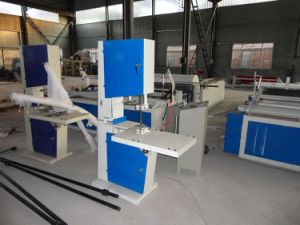Guangmao High Quality Band-Saw Paper Cutting Machine (YG-450) pictures & photos