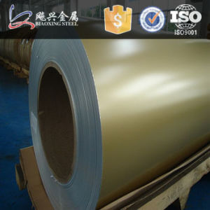 Raw Material PPGI PPGL Prepainted Galvanized Steel Coil from China pictures & photos