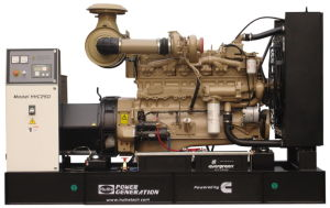 320Kva Cummins Diesel Genset (HHC320)