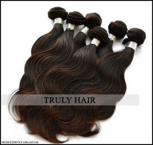 Mongolian Human Hair Extension, Body Wave