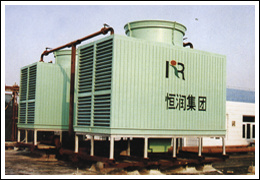 Industry, Square Type, Cross Flow Cooling Tower pictures & photos