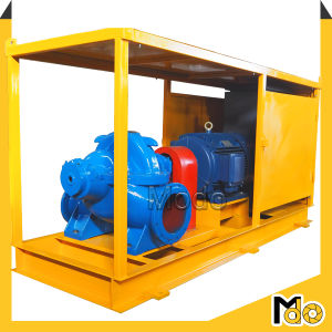 Aggricultural Irrigation Large Flow Water Pump with Control Cabinet pictures & photos