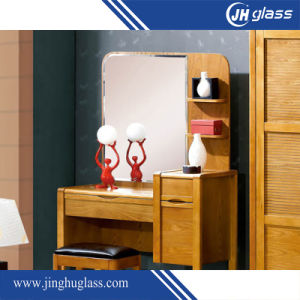 6mm Frameless Beveled Edge Rectangle Bedroom Mirror pictures & photos