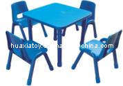 Durable Plastic Table for Children Indoor (VS-3270F)