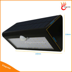 66 LED 3 Working Mode All in One Motion Sensor Solar Garden Light Bright Solar Lamp pictures & photos