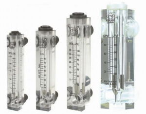 Flow Meter Panel Style (Water Filter, Water Purification, water treatment) pictures & photos