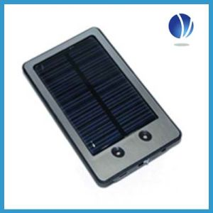 Mobile Power with Solar Charger (WDL-SBC-06)