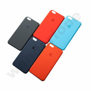 Original Silicone Phone Case for iPhone 7 pictures & photos